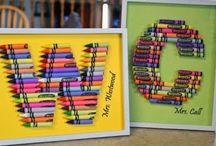 Teacher gifts / by Ashley Michelle