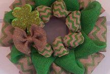 St. Patrick's Day Decor / by Ashley Michelle