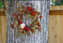 Fall Wreaths / by Wayfair Homemakers