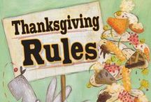 Thanksgiving Books and Activities / Grab books and activities for teaching Thanksgiving in your classroom or your home!