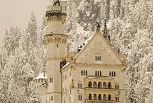 Inspirational Buildings/castles