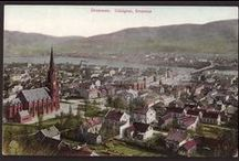 Historiske Drammen (Historical Drammen) / Historisk matriale fra Drammen (Historical material and photos from the city of Drammen, Norway)