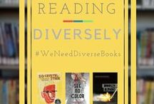 #WeNeedDiverseBooks / Check out our growing collection of diverse books, all available for purchase at www.lernerbooks.com