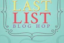 Egmont's Last List / Brought to you by Lerner! #lastlistEgmont