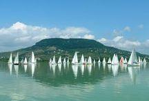 vitorlás, sailboat / vitorlázás, sailing