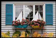 vitorlás dekor ötlet, sailboat decorating ideas / vitorlás dekor ötlet, sailboat decorating ideas