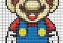 it's Mario