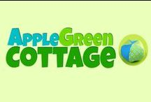 AppleGreen Cottage Blog / Sewing, DIY and crafting for everybody! You'll feel right at home here! I post free sewing tutorials for beginner sewists, free beginner PDF sewing patterns and crafting how-tos. Enjoy!