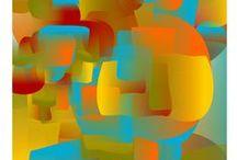Arte Colori e Geometria