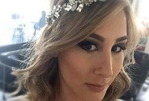 Novias / Cuernavaca es una ciudad sede de cientos de bodas cada año. En The Backstage Studio nos encargamos de peinarlas y maquillarlas, teniendo novias e invitadas 100% satisfechas!