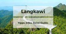 Langkawi | Aktivitäten & Ausflüge / Auf Pulau Langkawi, die größte Insel Malaysias, findest du alles was dein Herz begehrt: Ausflüge zu Wasserfällen oder Mangroven, den Tag mit deinem Freund, deiner Freundin oder auch alleine an den wunderschönen Stränden mit glasklarem blauen Wasser und einzigartige coole Aktivitäten wie Zipline über Langkawis Regenwald. Egal ob du alleine unterwegs bist, als Paar, mit Freunden oder mit Kindern - hier findest du tolle und neue Ideen für dein Langkawi Abenteuer!