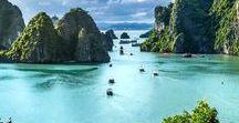 Reiseziele Südostasien / Südostasien ist weltweit die Nr. 1 für einen besonderen und günstigen Urlaub für Paare, Alleinreisende aber auch Familien mit Kindern. Länder wie Thailand, Indonesien, Vietnam, Malaysia aber auch Geheimtipps wie Myanmar, Nepal und Laos überzeugen durch ihre außergewöhnliche Landschaft, einzigartige Kultur und die schönsten Strände. Südostasien bietet sich perfekt für eine Rundreise an. Sei also gespannt auf die schönsten Reiseziele!