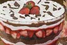 Recipes-Desserts / by Linda Huot