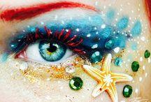 badass eyeliner⚓️ / I cannot live without eyeliner, mascara, and eyeshadow!⚓️ / by Danni Thibodeaux-Loos