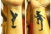 tattoos / by Taylor Tregear