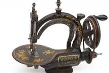 sewing machines  / maquinas de coser