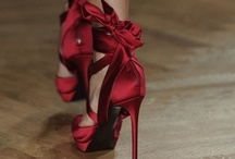 Best Foot Forward / A shoe has so much more to offer than just to walk. - Christian Louboutin  / by LollyB