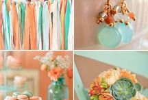 Colour inspiration / Perfect palettes and colour combos for creative inspiration