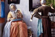 flemisch, dutch painting