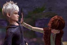 ROTBTD / The Big Four. Disney DreamWorks