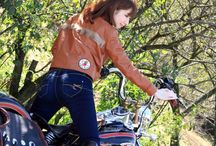 japanese fashion for moto lady / http://jbstokyo.com/