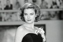 Grace Kelly / Elegance and natural beauty