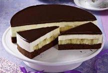 In der Kuchenbäckerei / Kuchen und Torten