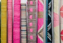 Textile Madness / Textiles, fabrics, rugs