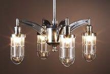 Project I Victoria Fitz / Industrial Pendant Lights