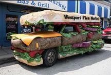 Nos Food Trucks coup de coeur ! / les #food #trucks font désormais partis de notre quotidien. Voici une sélection des plus belles réussites