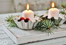 Weihnachtliches / Basteln u.a.