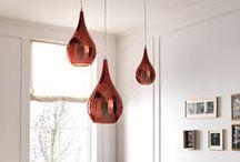 Z - Italian Glass Pendant Lights / Colour profile of the Zed Italian Glass Pendants