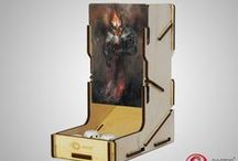 swap! Dice Tower / Have you seen our newest product? It's a Dice Tower swap!  No matter if you are a fantasy fan, sci-fi fan or just looking for a dice tower for your kids – everyone will find perfect style for himself. This tower has the best features of our dice towers – compact size, easy assembling without gluing and amazing design. All models you can find in our web store. http://e-raptor.pl/en_US/searchquery/swap/1/phot/5