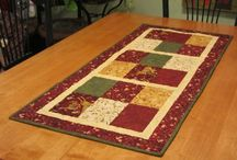 Tischläufer Patchwork/Table Runners