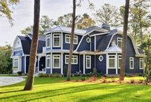 Traditional Home Looks / Traditional home exterior designs using James Hardie products
