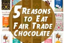 Fair Trade Resources & Info / by Abolitionist Chocoholic