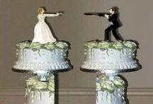 Funny Wedding Cakes