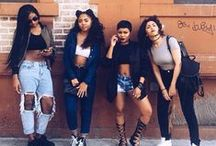 Back in the day style / Fashion from the 1980s, 1990s and 2000s