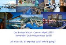 Momentum Advertising's R&R Company Trip Cancun 2014 / Momentum Advertising will be taking its employees on an all inclusive company trip to The Hard Rock Hotel in Cancun, Mexico!!  / by Momentum Advertising