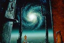 Sci-Fi & Fantasy Art / Arte gráfica e Ficção Científica e Fantasia