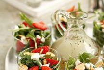 Salads / by danka w