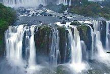 Iguazu Falls Brazil / Travel
