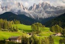 Dolomite, Italy / ALto Adige, Alta Badia, Dolomite