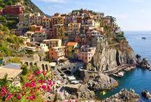 Cinque Terre, Ligurian Coast, Italy / Italie