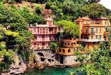 Genoa & Portofino, Italy / Genova
