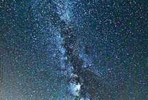 Astronomy Cosmos / Referencias visuais de astronomia