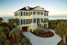 James Hardie's Greek Revival Style Homes / Greek Revival style homes featuring James Hardie products http://www.jameshardie.com/homeowner/colorplus-palette.shtml