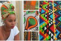 Referêcias Afro / Linguagem gráfica das culturas africana e afrodescendente.