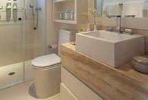 Banheiros / Decoracao