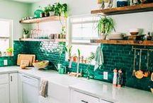 Home Inspiration - Kitchen & Dinning / Dreaming